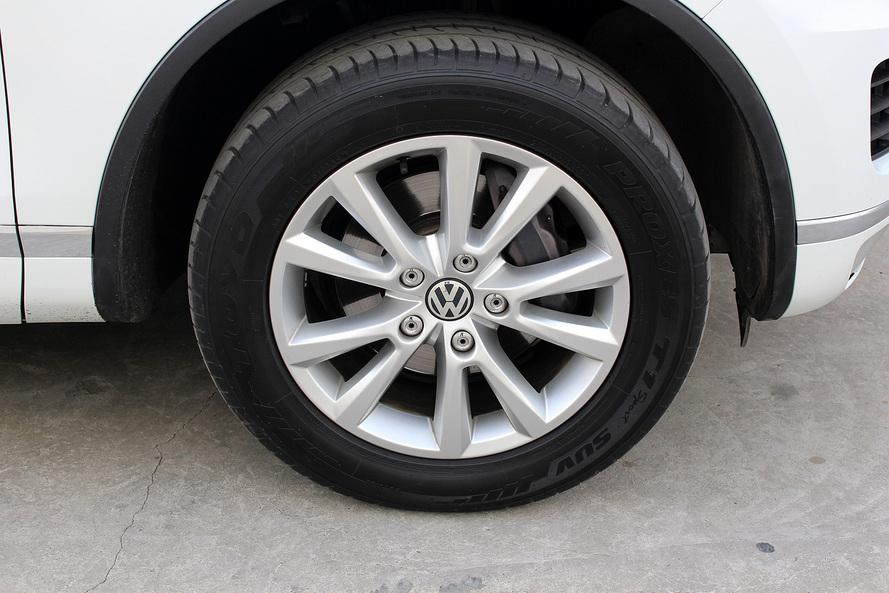 Volkswagen Touareg Navigation - 2018