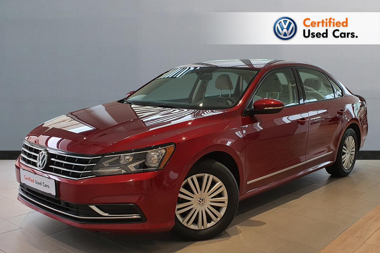 Volkswagen PASSAT US Passat      TREND      125      A6F - 2018
