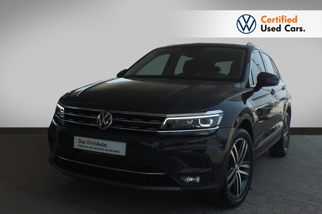 Volkswagen Tiguan 2.0  Turbo Sport Leather, Panaromic Roof - 2018