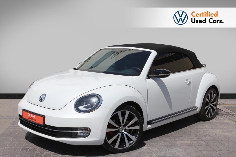 Volkswagen BEETLE SEL 2.0L - CERTIFIED PRE-OWNED -WARRANTY UNTIL 2021 - 2016