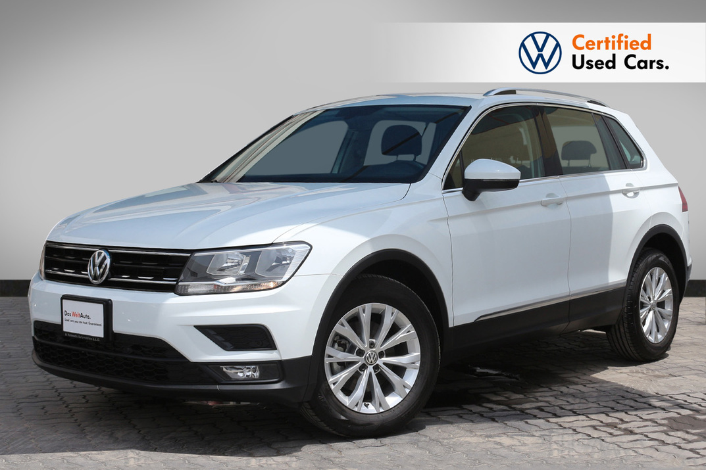 Volkswagen TIGUAN THE NEW TIGUAN S 1.4L - Certified Pre Owned - Warranty until 2023 - 2018