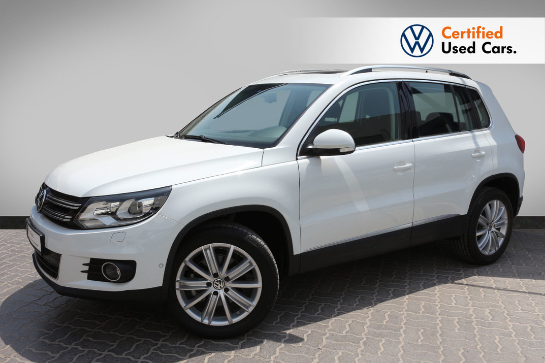 Volkswagen TIGUAN SPORT & STYLE SEL 2.0L - CERTIFIED PRE-OWNED - WARRANTY UNTIL 2021 - 2016