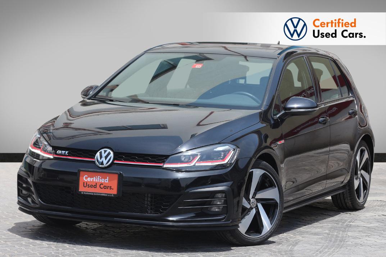 Volkswagen GOLF GTI SPORT + NAVIGATION 2.0L - Certified Pre Owned - Warranty until 2023 - 2019