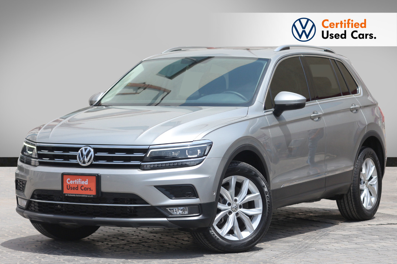 Volkswagen TIGUAN THE NEW TIGUAN SEL 2.0L - Certified Pre Owned - Warranty until 2024 - 2019