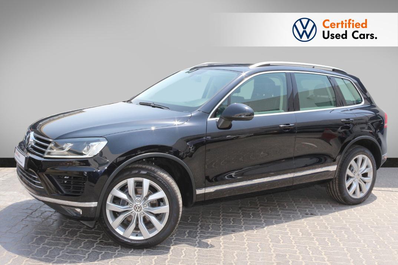 Volkswagen TOUAREG SPORT FACELIFT 3.6L - Certified Pre Owned - Warranty until 2021 - 2016