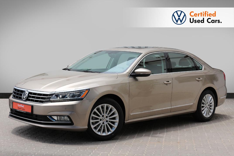Volkswagen PASSAT NEW PASSAT SEL 2.5L - Certified Pre Owned - Warranty until 2022 - 2016