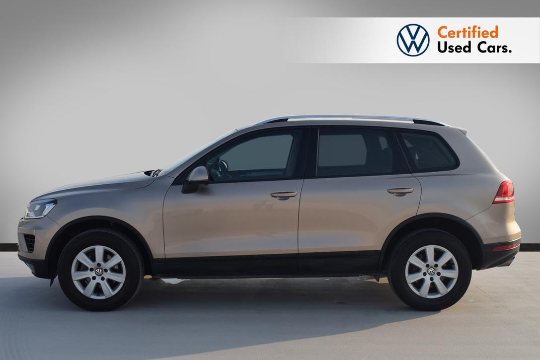 Volkswagen Touareg S - 2016