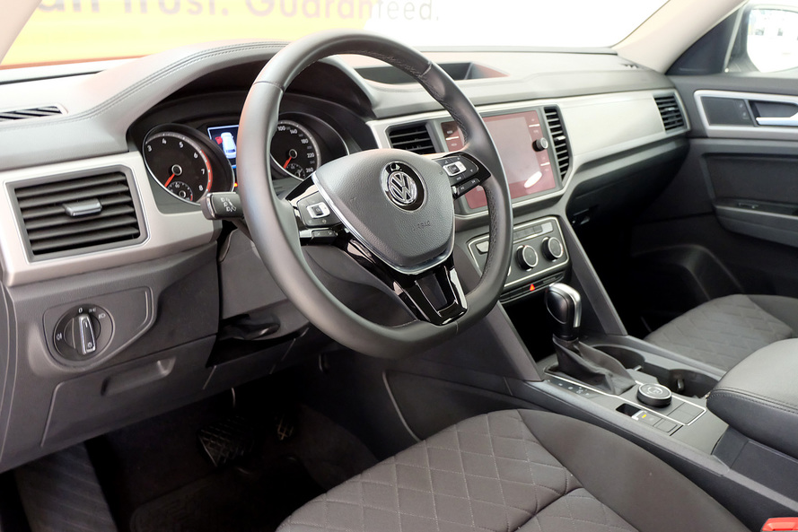 Volkswagen Teramont 2.0 162 kw 220bhp 8 Speed Automatic - 2019