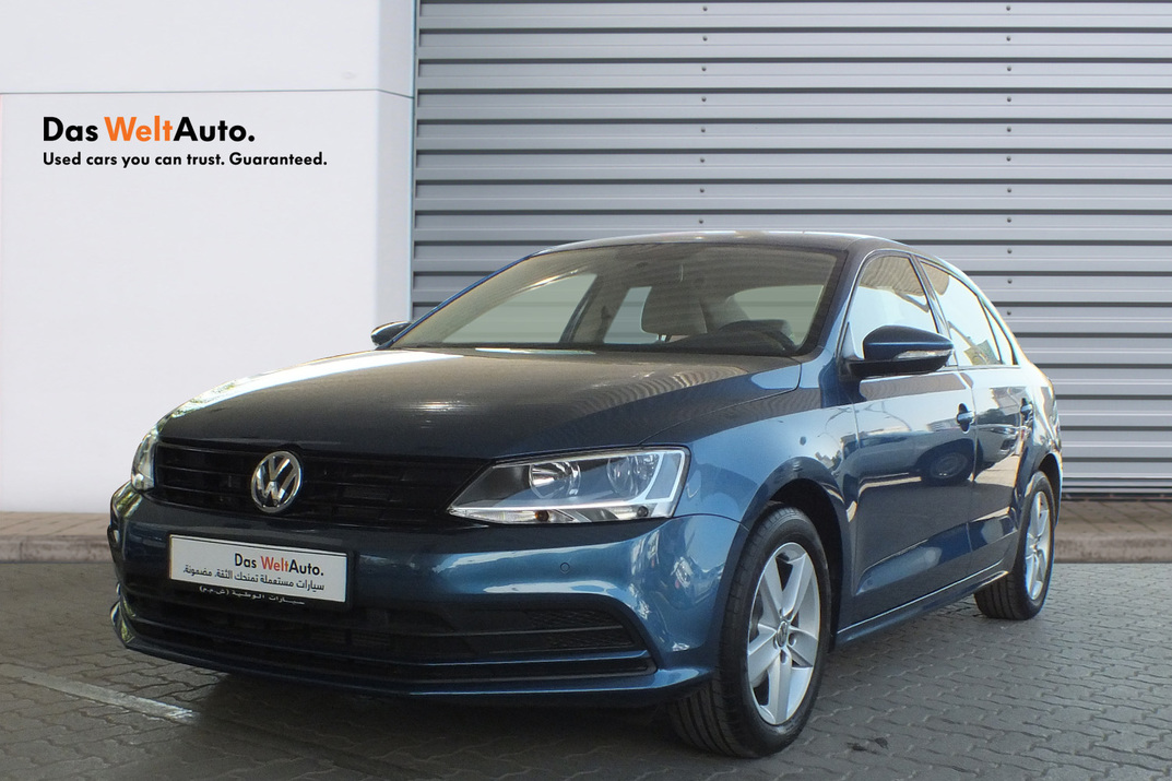 Volkswagen Jetta 2.0  Facelift with Rear Sensors Cruise Control - 2017