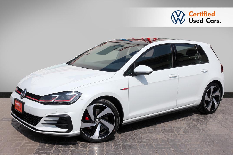 Volkswagen GOLF GTI SPORT + NAVIGATION 2.0L - Certified Pre Owned -Warranty until 2024 - 2019