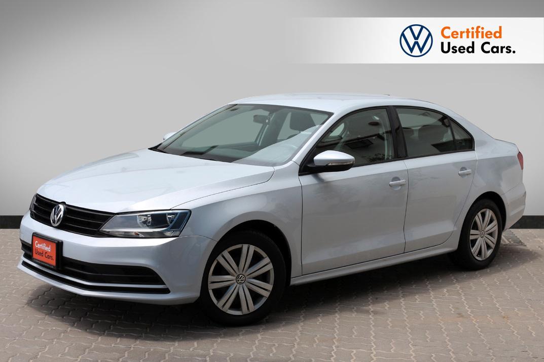Volkswagen JETTA S FACELIFT 2.0L - Certified Pre Owned - Warranty until 2021 - 2018