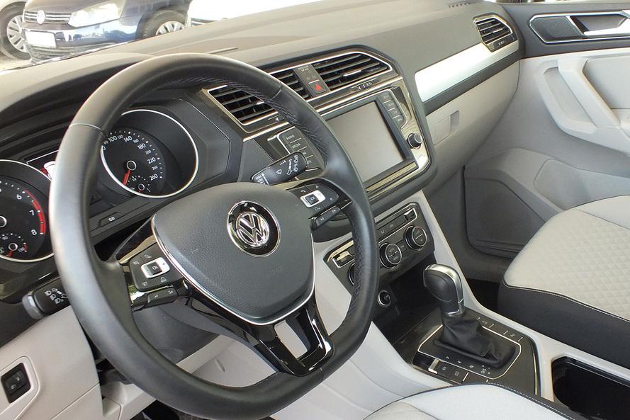 Volkswagen Tiguan SE 2.0 Litre Turbo - 2017