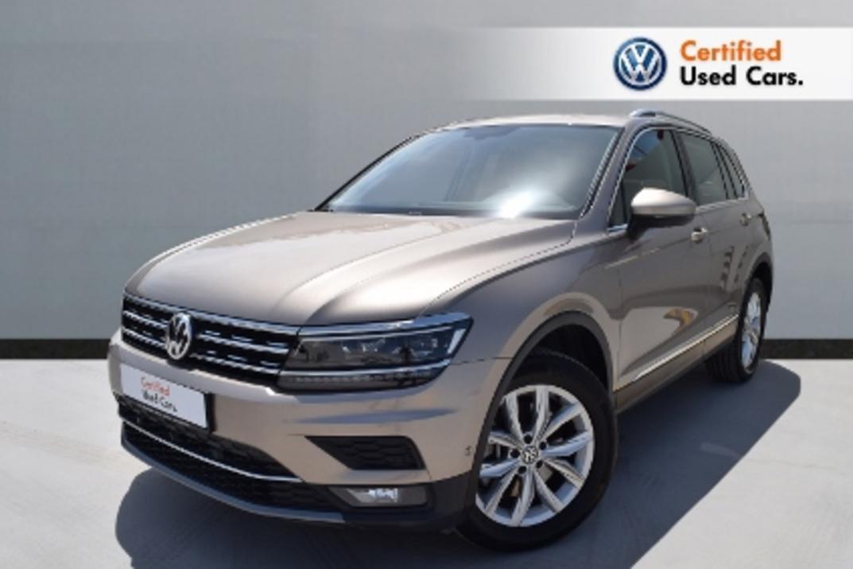 Volkswagen Tiguan SEL- 4MOTION  2.0 l TSI 132 kW (180 PS) - 2017