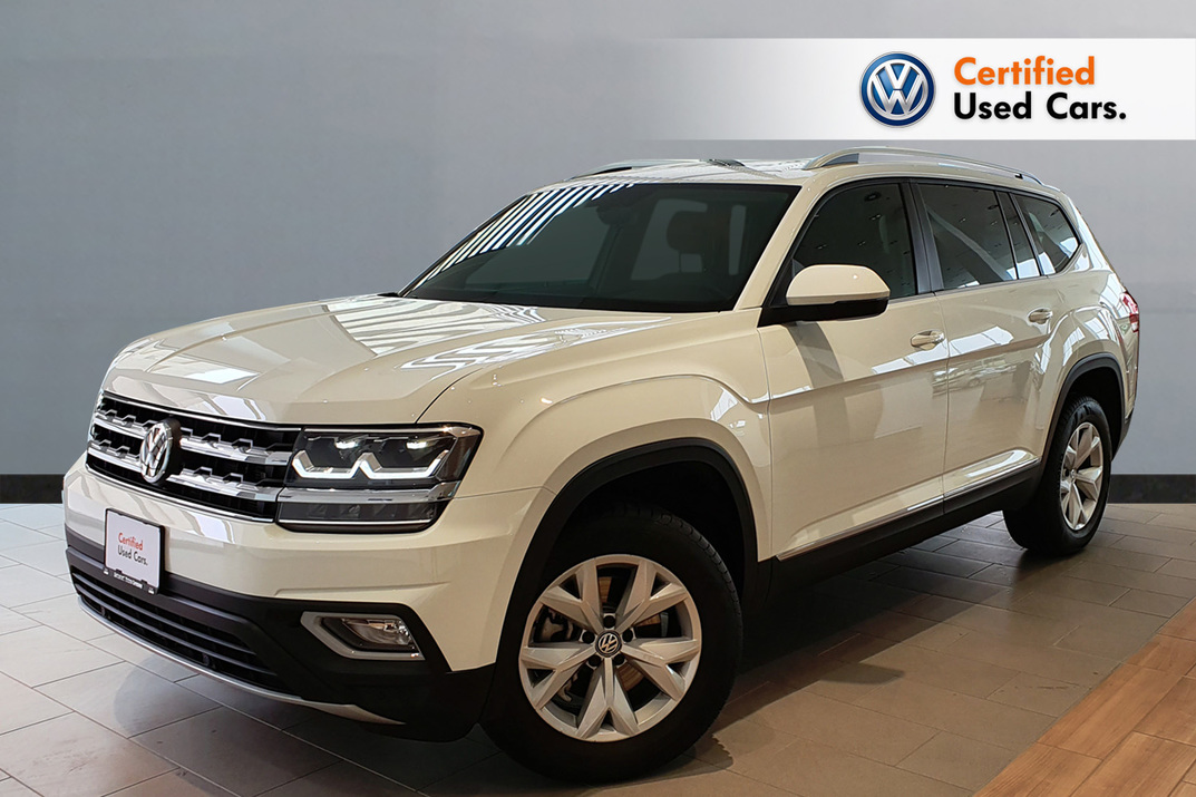 Volkswagen Teramont V6 Low Mileage with Panoramic sunroof - 2019