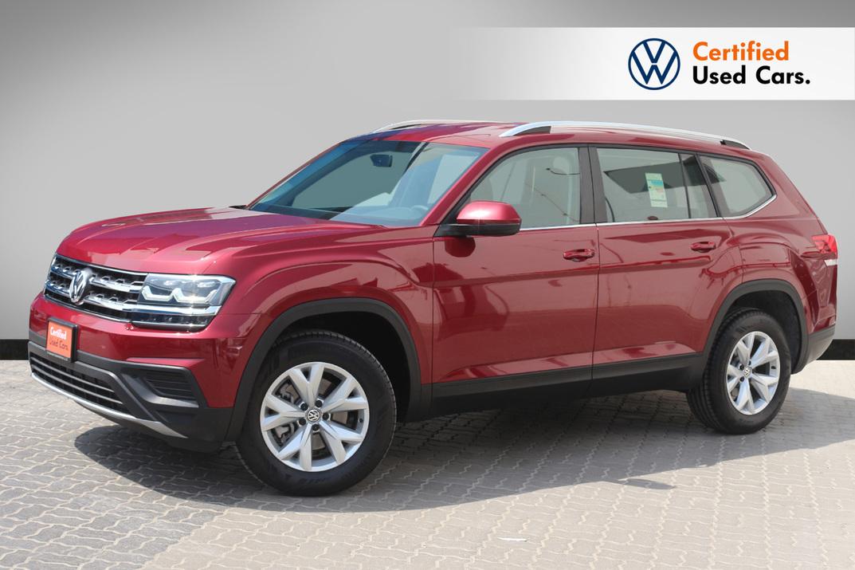 Volkswagen TERAMONT S 3.6L - 0KM  - Certified Pre Owned - 3 Years Warranty & Service - 2019