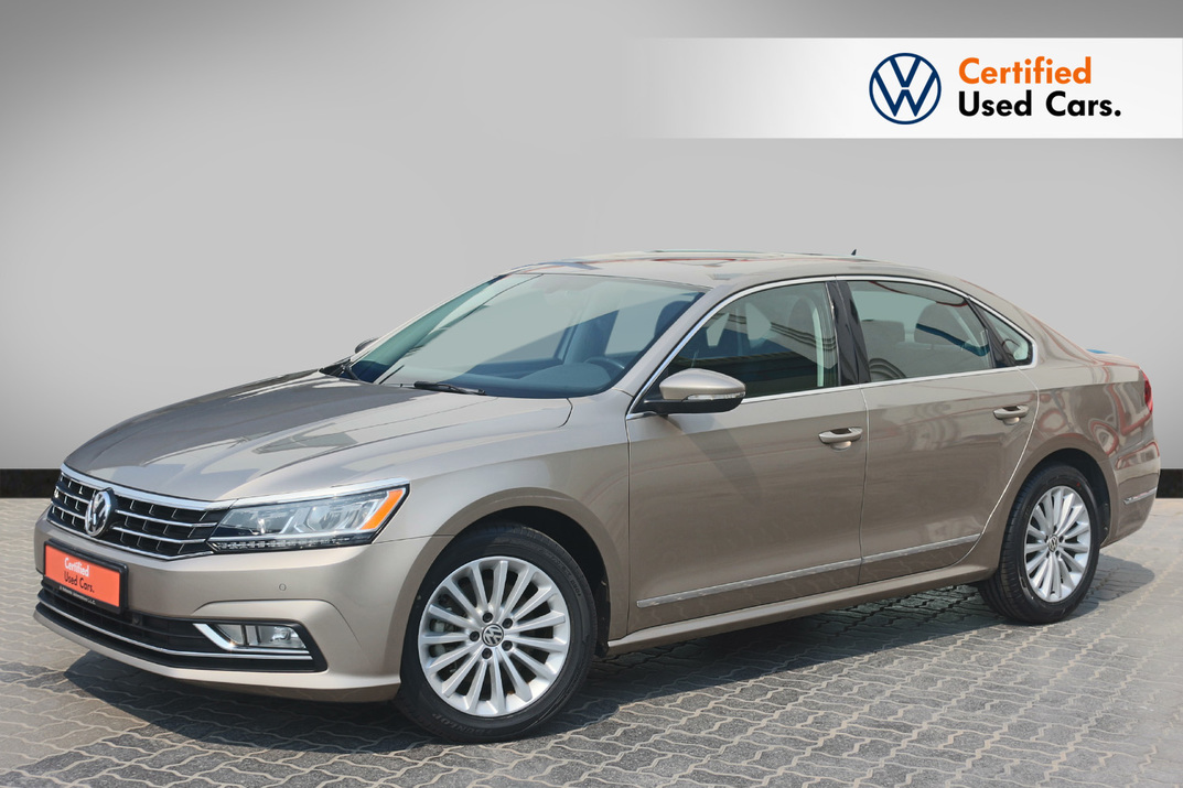 Volkswagen PASSAT NEW PASSAT SEL 2.5L - Certified Pre Owned - Warranty until 2022 - 2016