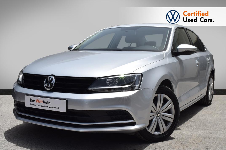 Volkswagen Jetta 2.0L (115 PS) 6-speed automatic transmission - 2017