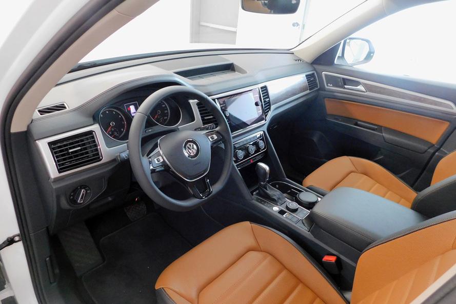 Volkswagen Teramont 3.6 FSI - 2019