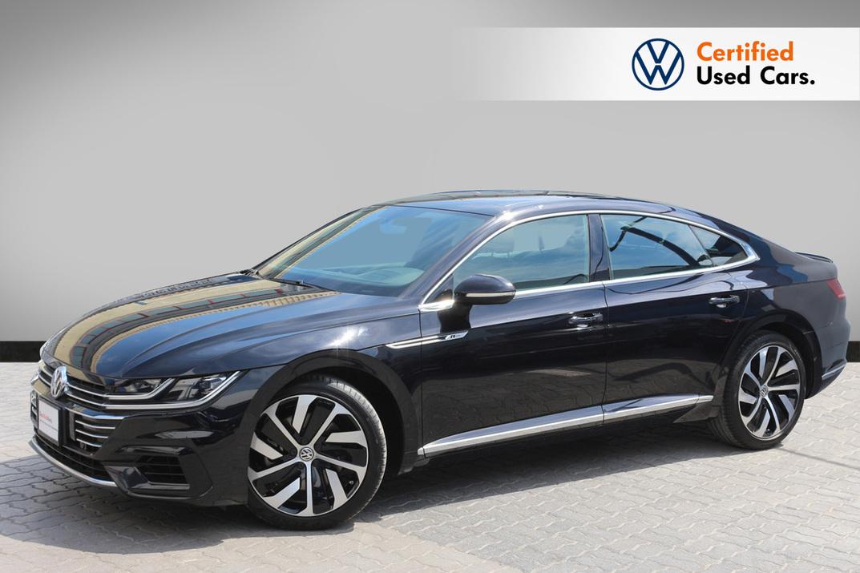 Volkswagen ARTEON R LINE 2.0L - Certified Pre Owned - Warranty until 2023 - 2018
