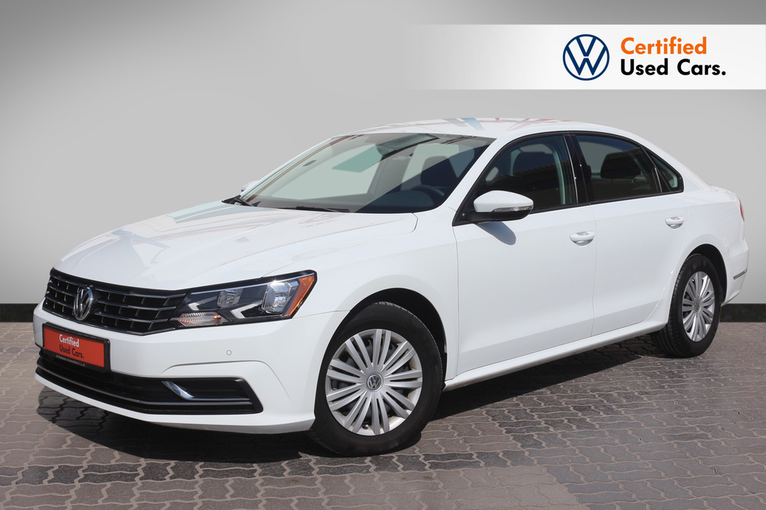 Volkswagen PASSAT NEW PASSAT S 2.5L - Certified Pre Owned - Warranty until 2024 - 2018