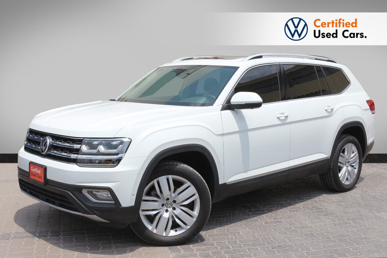 Volkswagen TERAMONT SEL 3.6L - CERTIFIED PRE-OWNED - WARRANTY UNTIL 2024 - 2019