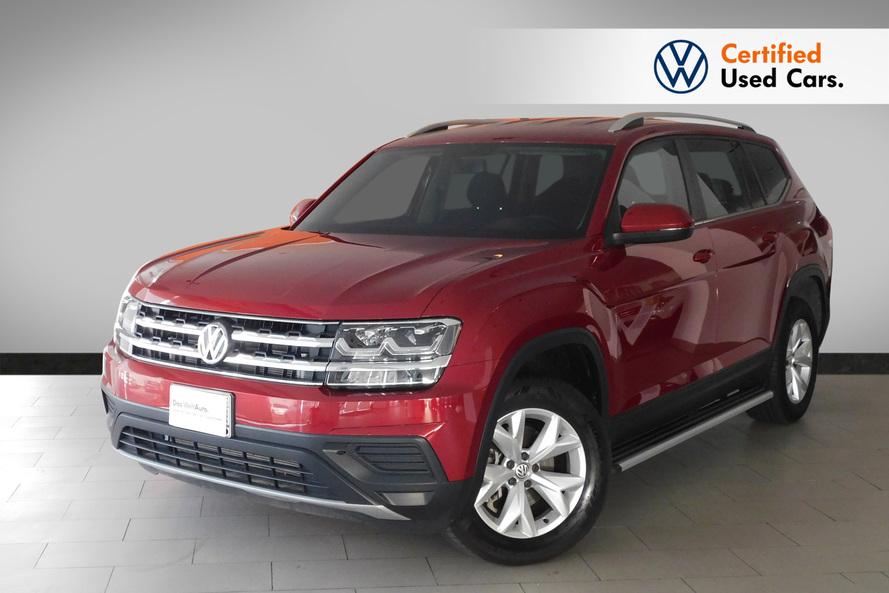 Volkswagen Teramont S 2.0 - 2019