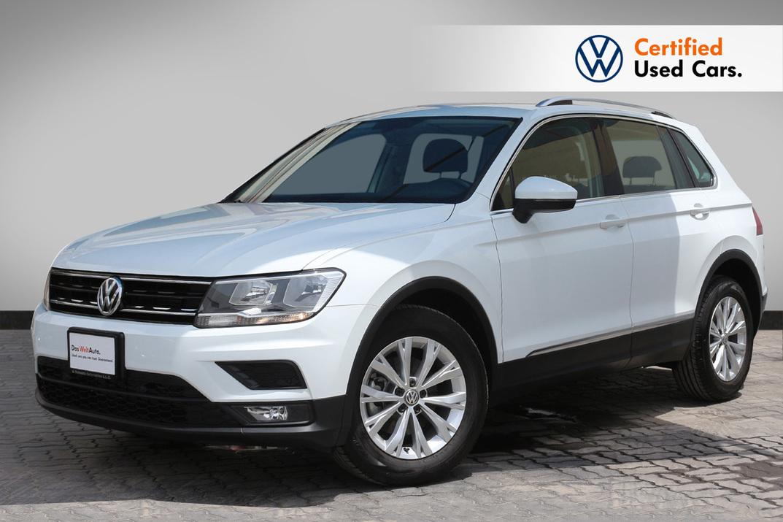 Volkswagen TIGUAN THE NEW TIGUAN S 1.4L - Certified Pre Owned - Warranty until 2024 - 2018