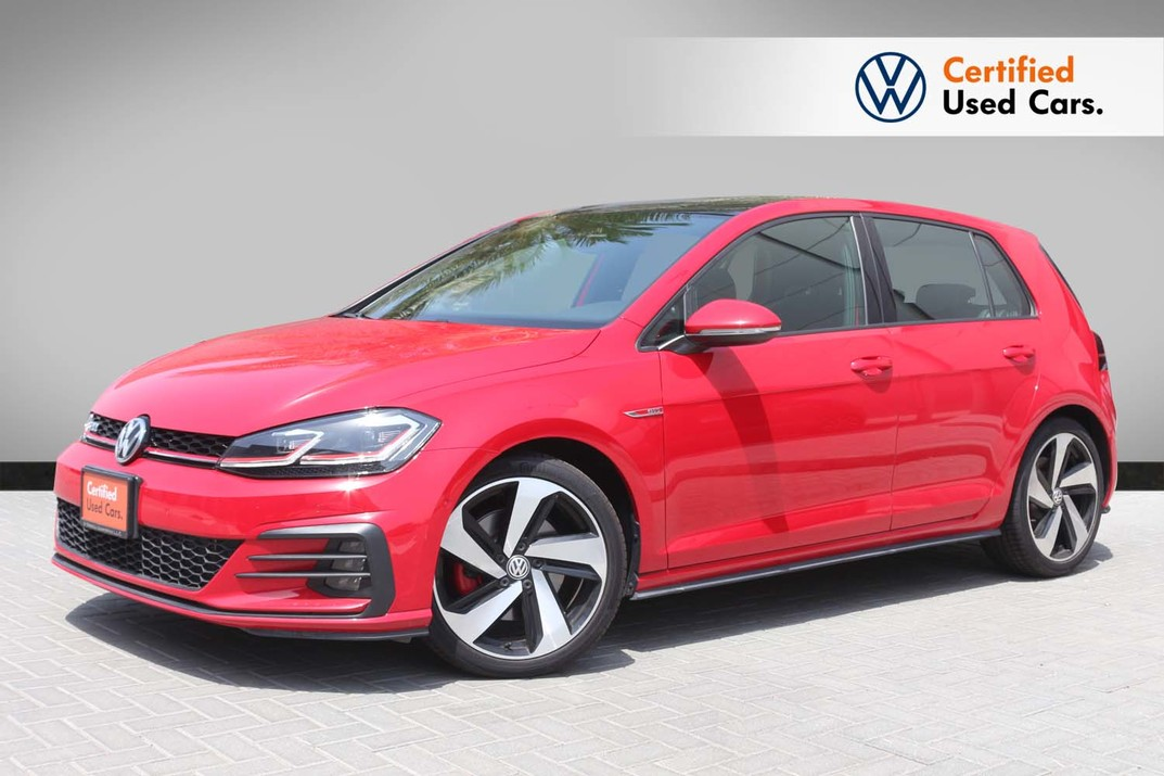 Volkswagen GOLF GTI SEL + NAVIGATION 2.0L - Certified Pre Owned - Warranty until 2022 - 2019