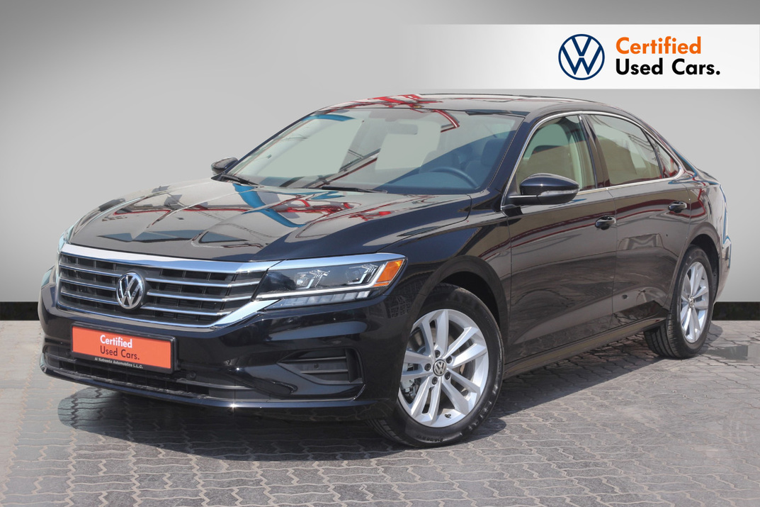 Volkswagen PASSAT COMFORTLINE 2.5L - BRAND NEW  - Certified Pre Owned - 3 Years Unlimited Mileage Warranty - 2020