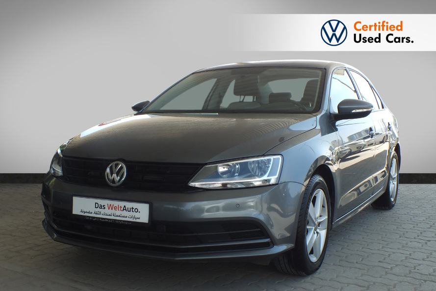 Volkswagen Jetta 2.0 l Facelift with Rear Sensors Cruise Control - 2017