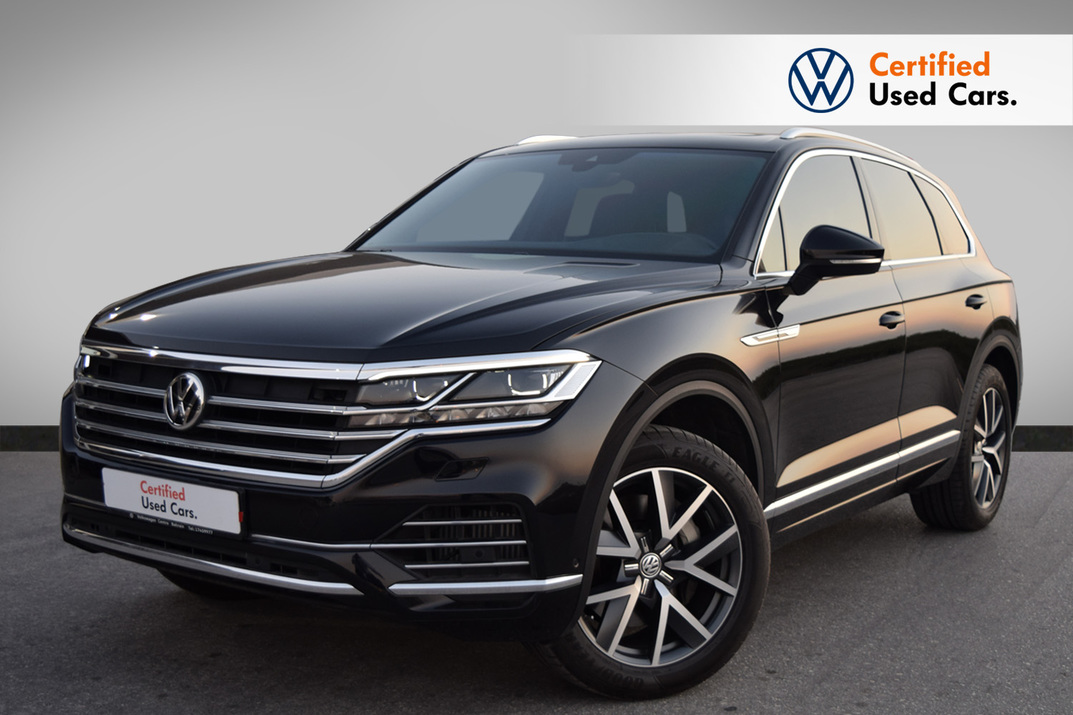 Volkswagen Touareg Highline-3.0 - 340bhp 8 Speed Automatic - 2019