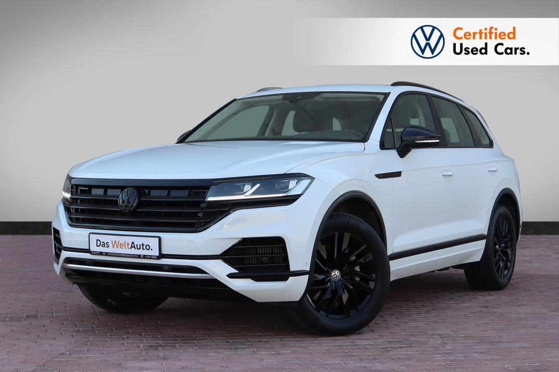 Volkswagen Touareg 3.0TFSI 250kw 340bhp A8A - 2018
