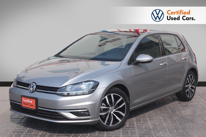 Volkswagen GOLF SEL FACELIFT 1.4L - Certified Pre Owned - Warranty until 2023 - 2018