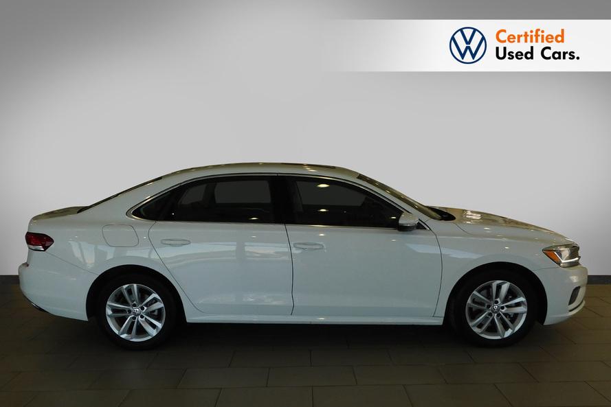 Volkswagen Passat 2.5l CL 125kw 170bhp A6F - 2020