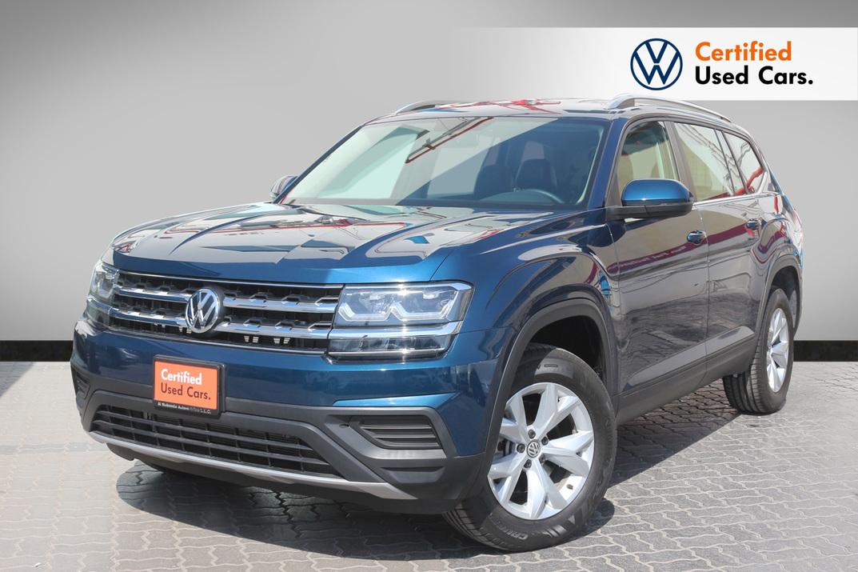 Volkswagen TERAMONT S 3.6L - 0KM - Certified Pre Owned - Warranty until 2023 - 2019