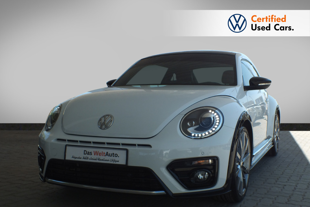 Volkswagen Beetle R-Line 2.0 l Exclusive 6-speed dual-clutch transmission DSG - 2018