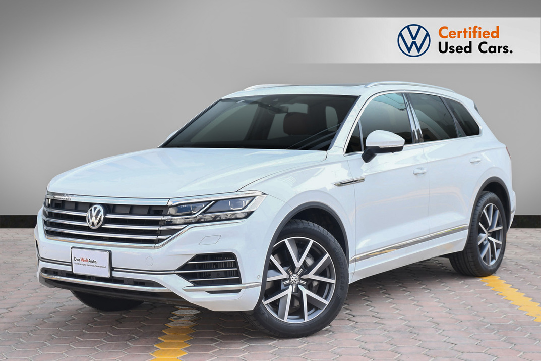 Audi New Touareg Highline+ V6 TFSI 340 hp A8A - 2020