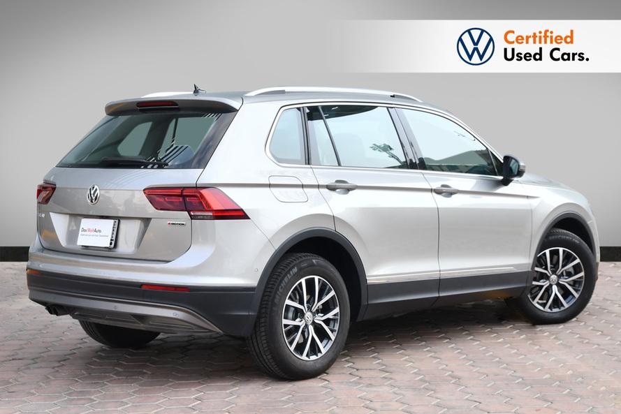 Volkswagen TIGUAN New Tiguan SE 2.0 TSI 7-speed DSG - 2020