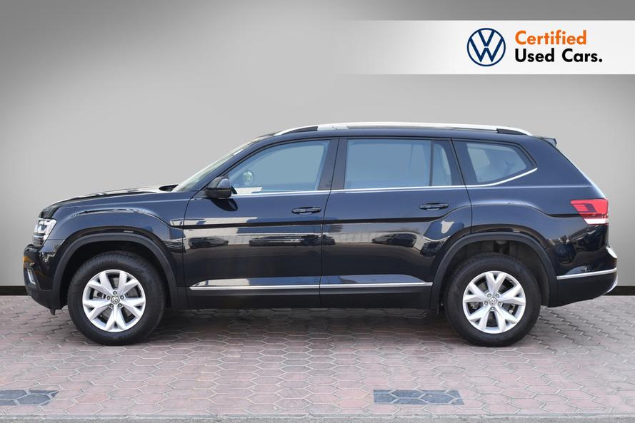 Volkswagen Teramont SE V6 3.6FSI 206kw/280bhp 8 speed - 2019