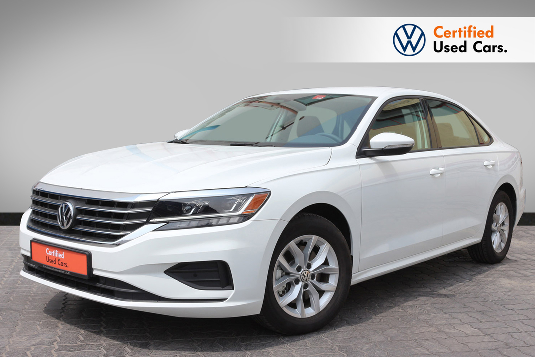 Volkswagen NEW PASSAT TRENDLINE 2.5L - Certified Pre Owned - Warranty until 2024 - 2020
