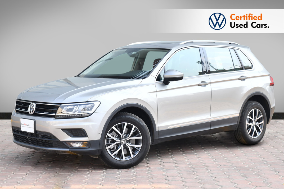 Volkswagen Tiguan SE 2.0 TSI 7-speed (4MOTION) - 2020