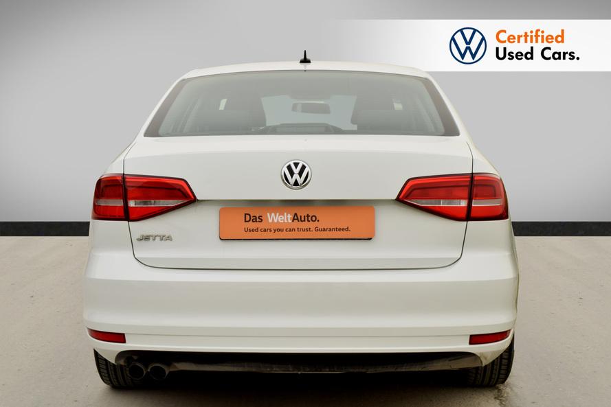 Volkswagen Jetta 2.0L(115 PS) 6-speed automatic transmission - 2017