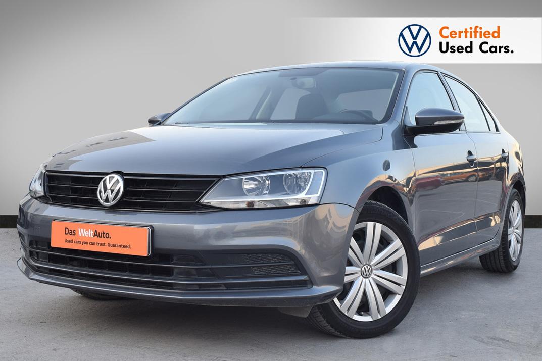 Volkswagen Jetta 2.0L (115 PS) 6-speed automatic transmission - 2018
