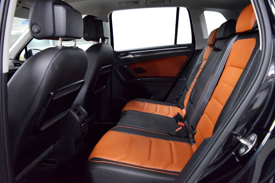 Volkswagen Tiguan SEL- 4MOTION  2.0L-TSI 132 kW (180 PS) - 2020