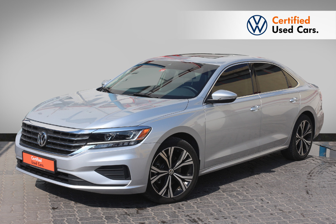 Volkswagen NEW PASSAT HIGHLINE 2.5L - Certified Pre Owned - Warranty until 2025 - 2020