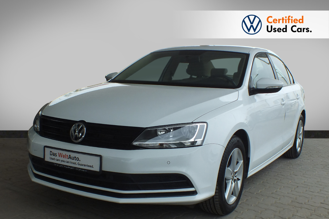 Audi Jetta 2.0 Litre Facelift(115 PS) 6-speed automatic transmission - 2017