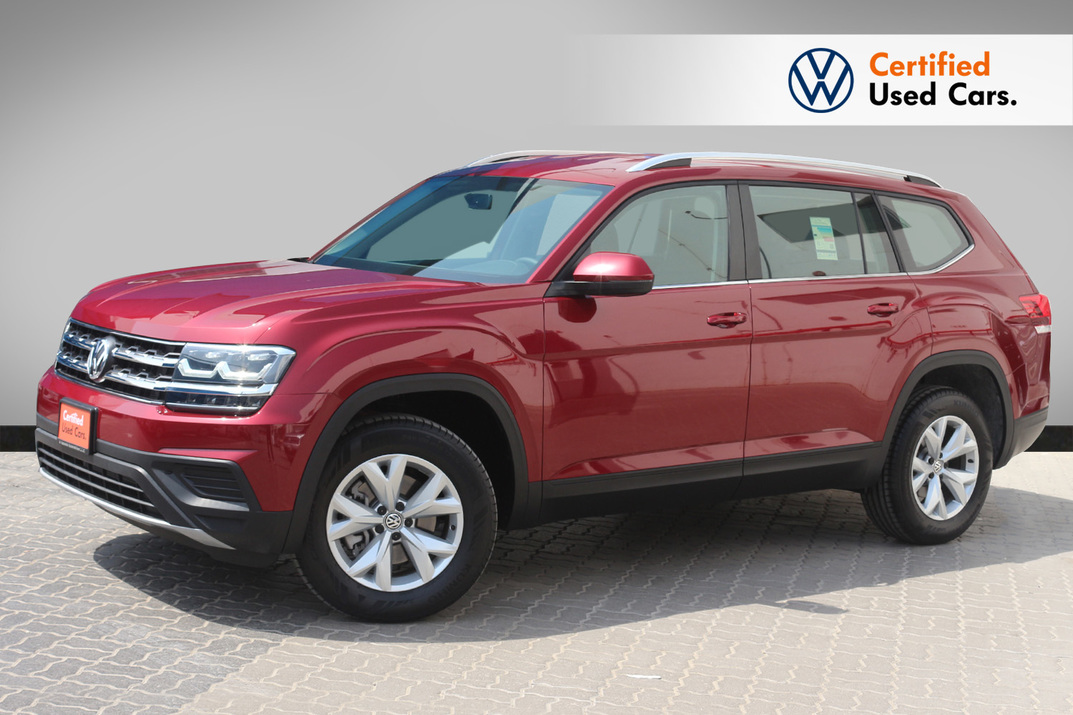 Volkswagen TERAMONT S 3.6L - 0KM - Certified Pre Owned - 3 Years Warranty & Service - 2019