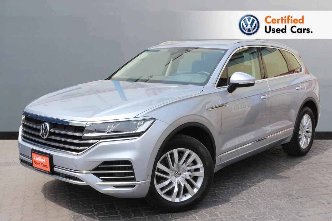 Volkswagen NEW TOUAREG COMFORTLINE 3.0L - CERTIFIED PRE-OWNED - WARRANTY UNTIL 2025 - 2020
