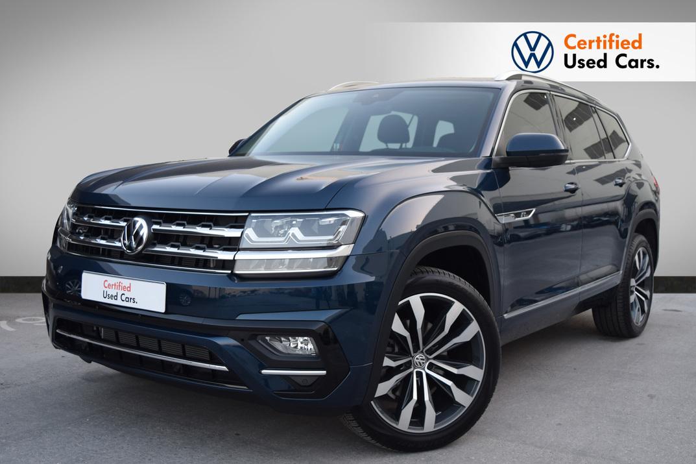 Volkswagen Teramont R-Line - 2019