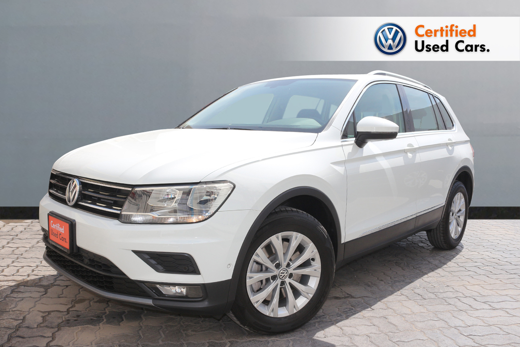Volkswagen THE NEW TIGUAN SE 2.0L - CERTIFIED PRE-OWNED  -WARRANTY UNTIL 2025 - 2018